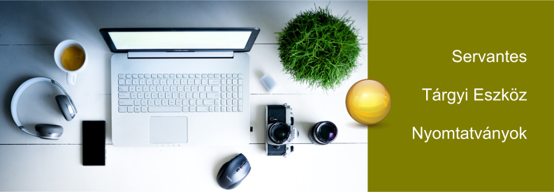 A Servantes Vállalatirányítási Szoftverrendszer Tárgyi Eszköz Program Moduljának Nyomtatványai