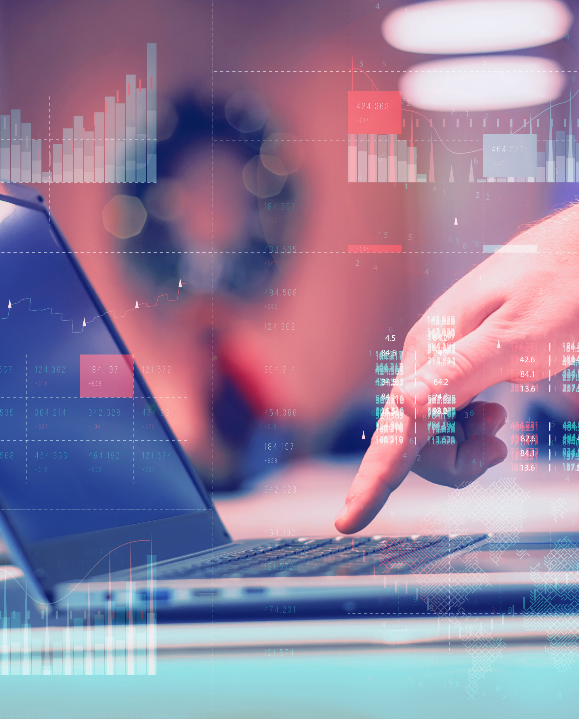 business-analytics-ba-with-key-performance-indicators-kpi-dashboard-concept-businessman-works-computer