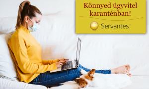 Vállalatirányítás otthonról is: Servantes Home Office