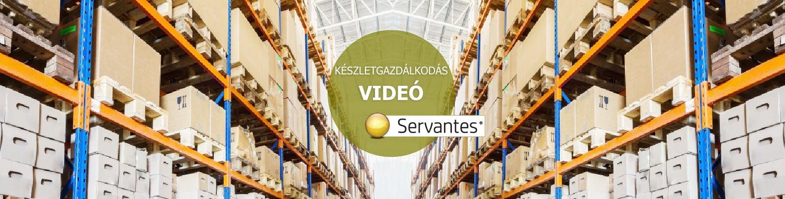 Készletgazdálkodás videó