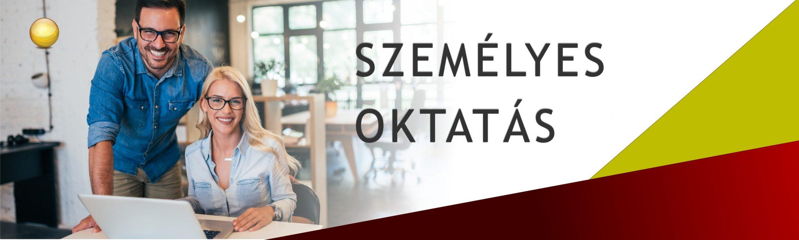 SZEMÉLYES OKTATÁS